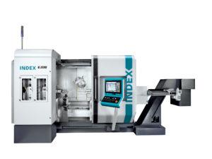 Soustružnicko-frézovací centrum INDEX G220
