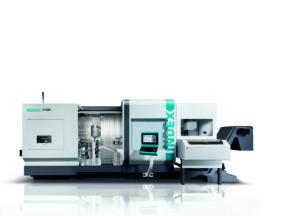 Soustružnicko-frézovací centrum INDEX G400 / G420