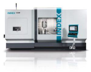 Soustružnicko-frézovací centrum INDEX G500 / G520