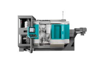 Soustružnicko-frézovací centrum INDEX R200 / R300