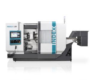 Soustružnický automat INDEX C200 tandem