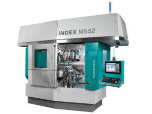 Vícevřetenový soustruh INDEX MS52-6