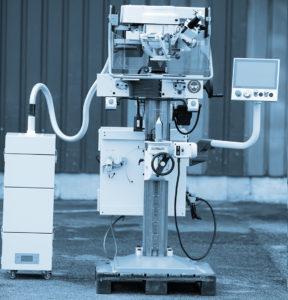 Bruska na středící důlky Technica Zentroflex ZSM181H