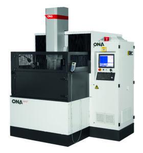 Elektroerozivní hloubička ONA NX4F