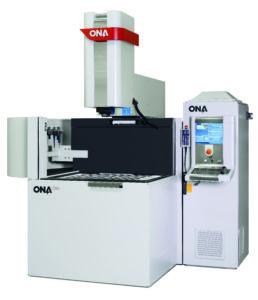 Elektroerozivní hloubička ONA QX4