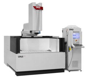 Elektroerozivní hloubička ONA QX6