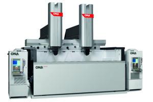 Elektroerozivní hloubička ONA QX10/TQX10