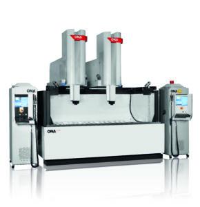Elektroerozivní hloubička ONA QX8/TQX8